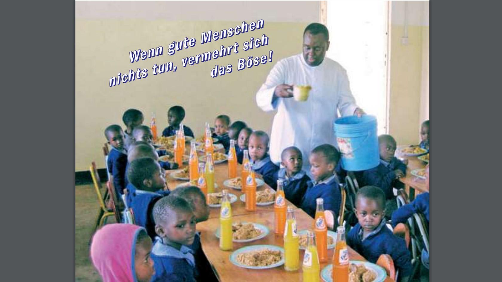 Hilfsprojekt Licht Mariens 2011