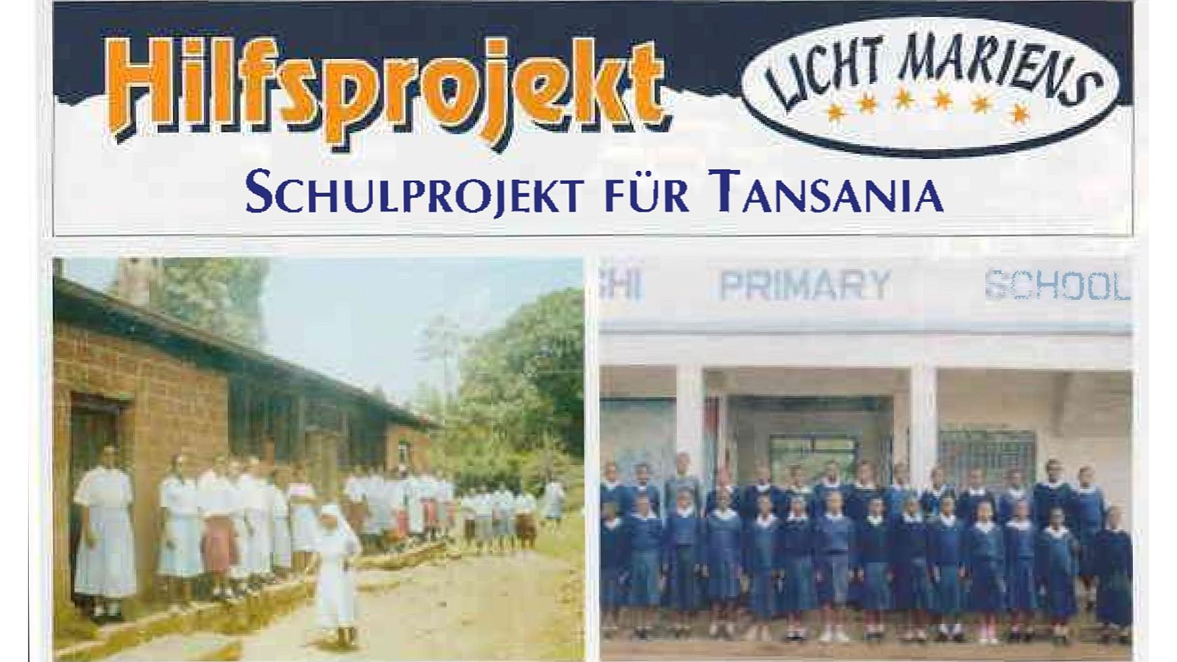 Hilfsprojekt Licht Mariens 2007