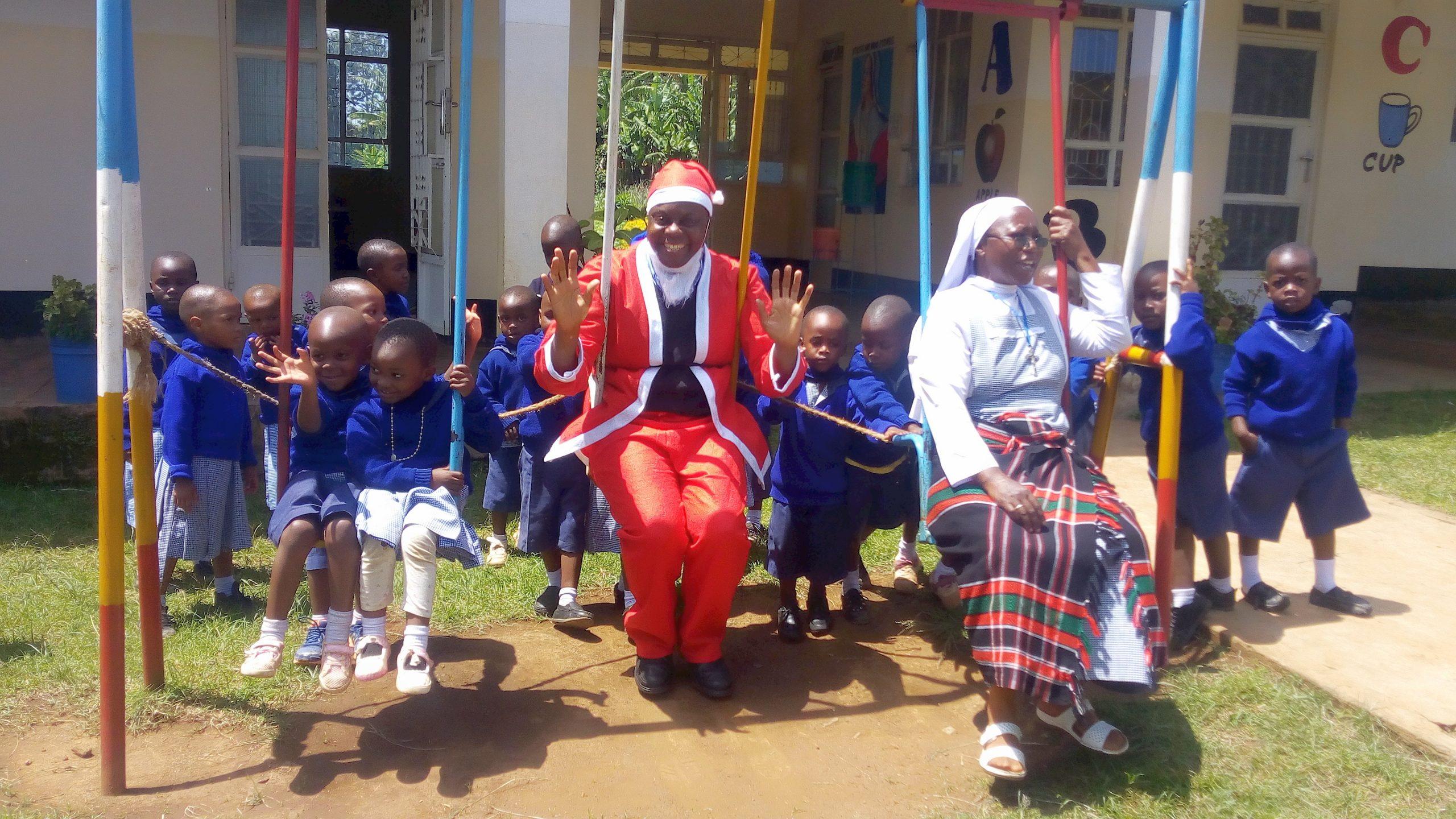 Gesegnete Weihnachtsgrüße 2020 von Pater Aidan